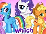 play Which My Little Pony Are You