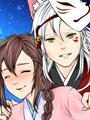Anime Couple Picture Creator game