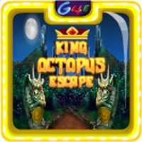 play King Octopus Escape