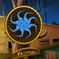 play G4E King Octopus Escape
