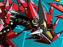 play Battle Robot T-Rex Age