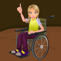 play Escape Game Save The Handicap Girl
