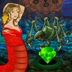 play Fantasy Snake Pearl Rescue Escape