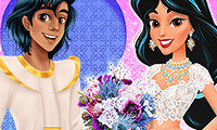 play Princess Magical Wedding