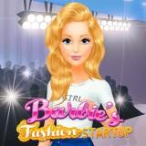 play Barbie'S Fashion Startup