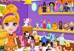 play Baby Barbie Halloween Shopping Spree