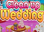 play Cleaning Up Wedding