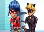 play Cat Noir Saving Ladybug