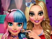 play Cuties Candy Makeup