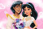 play Jasmine'S Magical Wedding Girl