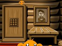 play Monkey Go Happy Cabin Escape