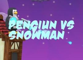 play Penguin Vs Snowman