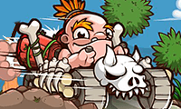 Stone Age Racing game