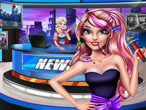 play Breaking News With Ellie!