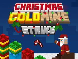 play Gold Mine Strike Christmas