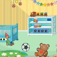 play Kids Room Escape Knfgame