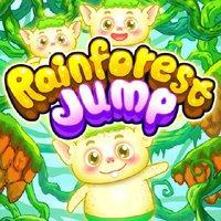 Rainforest Jump game
