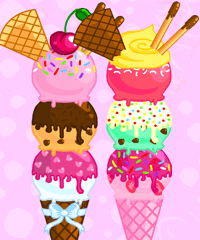play Bunny Ice Cream Maker Game
