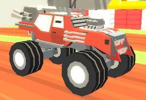 Mad Monster Trucks game