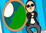 play Animated Coloring Oppa Gangnam Style