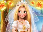 play Blonde Princess Wedding Fashion