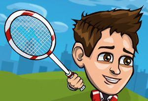 Badminton Legends game