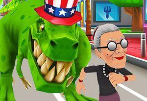 Angry Gran Run: Miami game