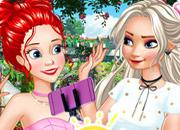 Princesses Bffs Weekend game