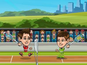 Badminton Legends game
