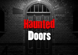 Haunted Doors game