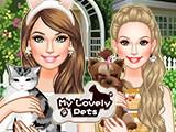 My Lovely Pets game