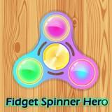 play Fidget Spinner Hero