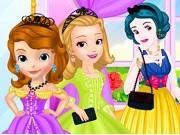 play Princess Match Accessory