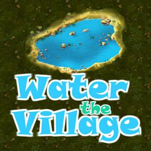 Water The Village game