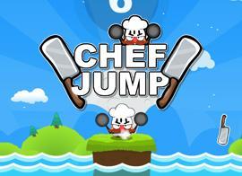 play Chef Jump