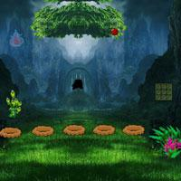 Deep-Mysterious-Forest-Escape game