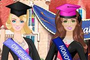 Betty And Friends Graduation Girl game