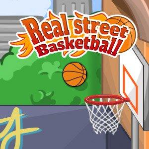 Real Street Basketball game