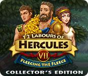 play 12 Labours Of Hercules Vii: Fleecing The Fleece Collector'S Edition
