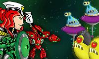 play Super Fighting Robots Defense