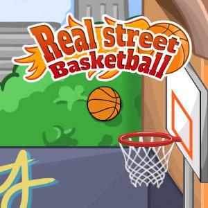 Real Street Basketball game