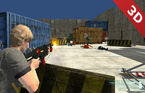 Survival Arena: 3D Shooter game