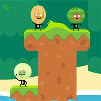 Melon Mango Mayhem Physicsgames game