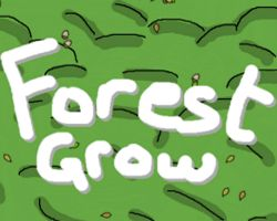 Forest Grow game