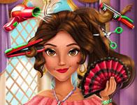 Latina Princess Real Haircuts game
