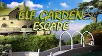Elf Garden Escape game