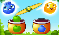 Fruit Collector game