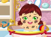 Princess Baby Care game