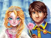 Ice Princess Bridal Makeover game