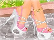High Class Heels game